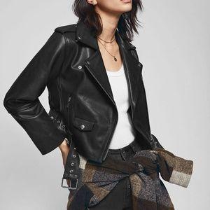Anine Bing Remy Leather Jacket